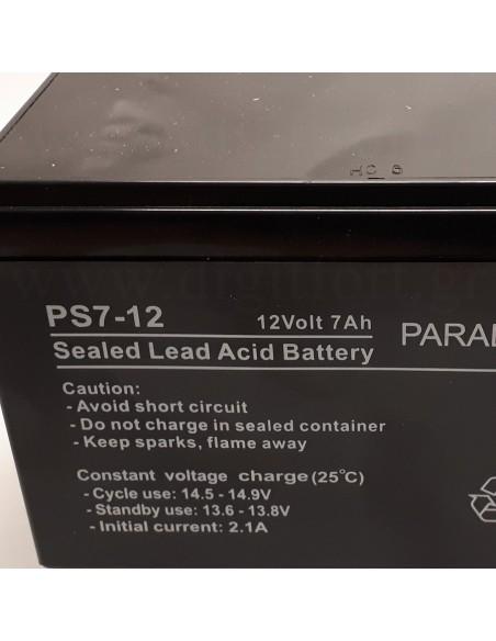 Ρανταρ Paradox DG55
