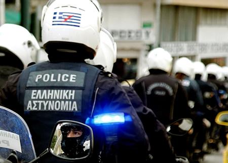 Αστυνομια σε συμβαν